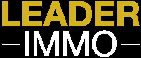 Logo LEADER IMMO, formation sur mesure pour agents immobilier
