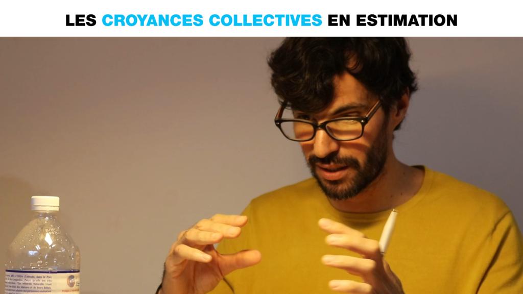 Les croyances collectives en estimation